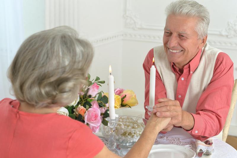 Partner finden auf Augenhöhe mit 70