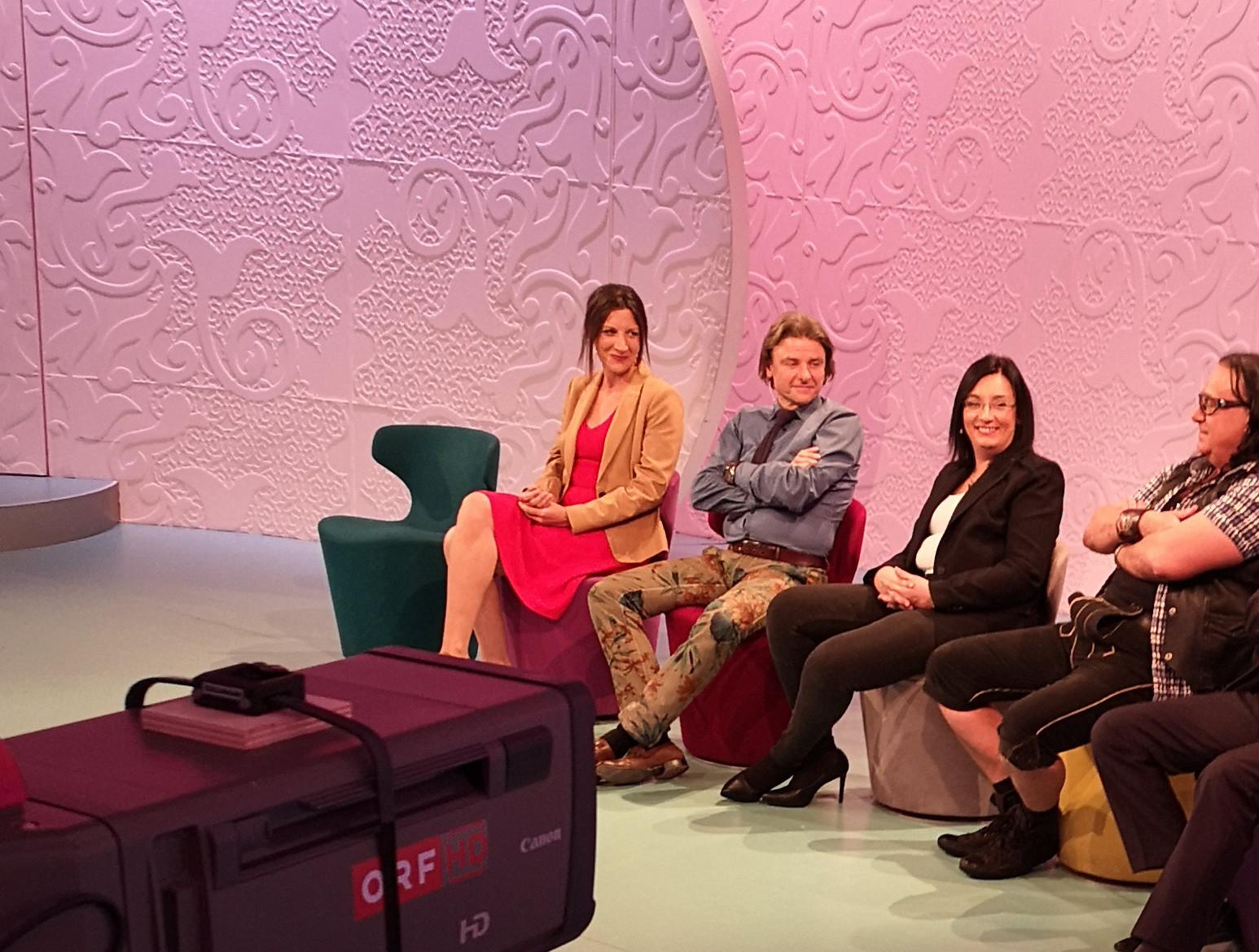 """Single-Expertin in der ORF Barbara-Karlich-Show: """"Ich habe Lust auf Leidenschaft"""""""