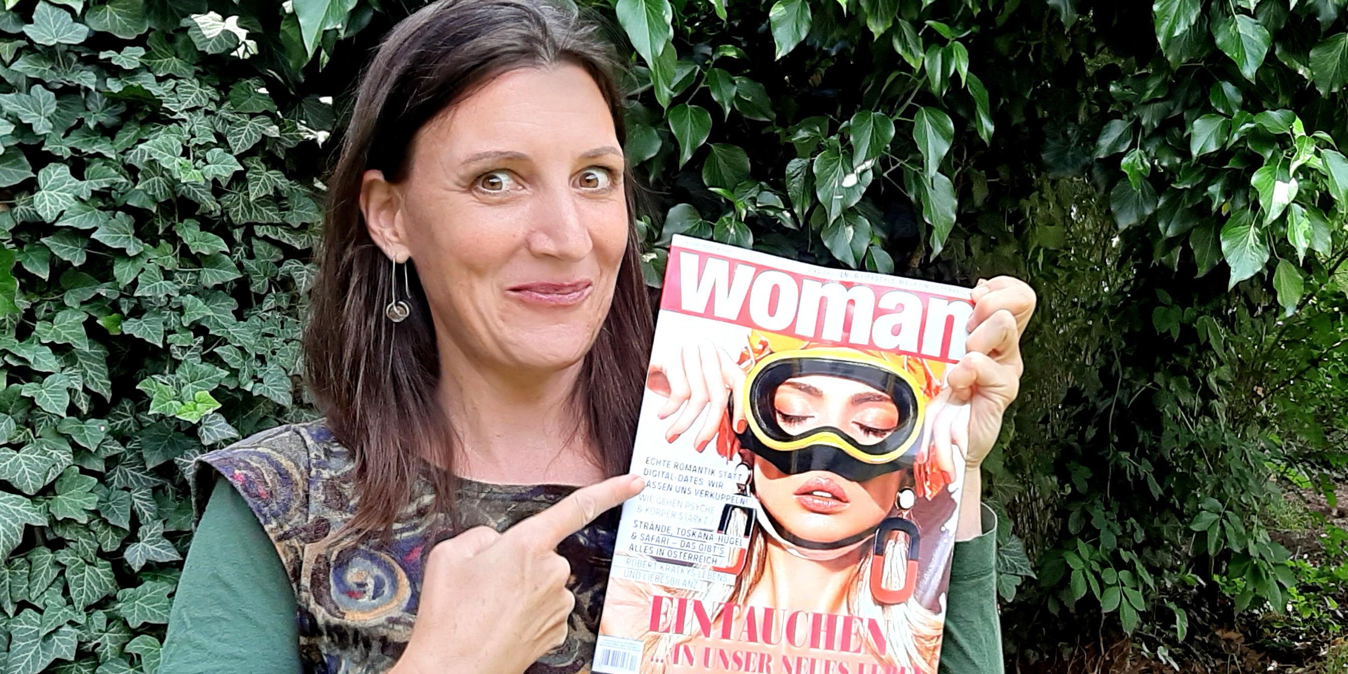 Interview für die Woman: Trend Verkuppeln!